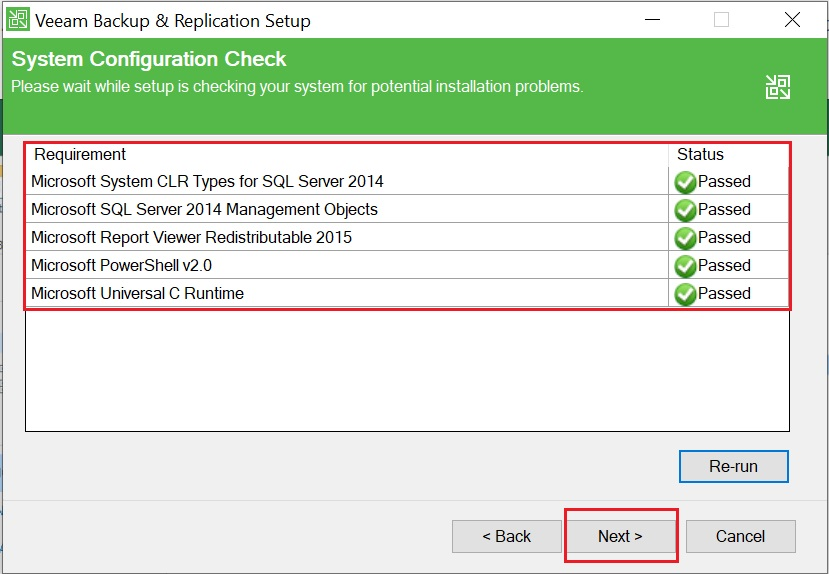 Hướng dẫn cài đặt VeeamBackup & Replication 9.5