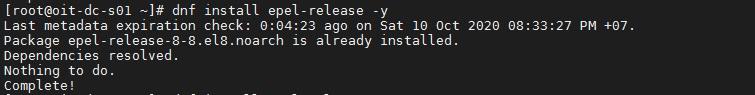 Hướng dẫn cài đặt Odoo 14 trên CentOS 8