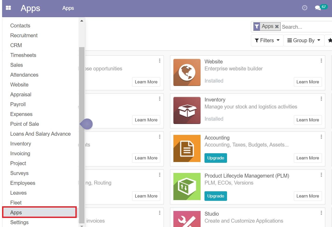 Hướng dẫn đăng nhập Odoo bằng tài khoản trên Active Directory (AD)