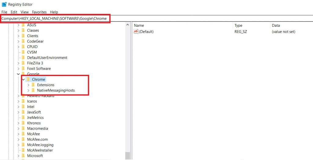 Hướng dẫn tắt Software Reporter Tool trong Chrome