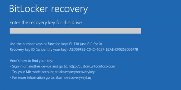 Backupbitlocker
