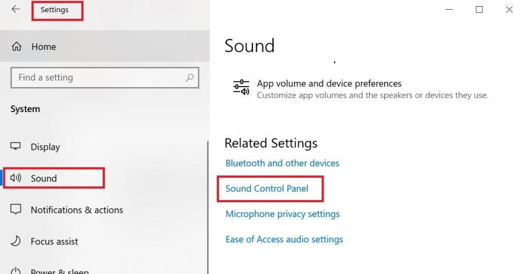 Hướng dẫn khắc phục lỗi tai nghe chỉ nghe được hoặc chỉ thu được trong Windows 10
