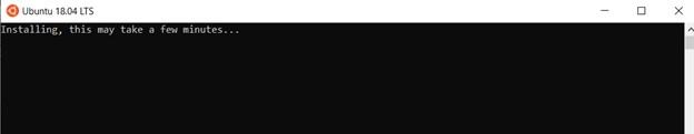 HƯỚNG DẪN CÀI ĐẶT UBUNTU 18.04 LTS TRÊN WINDOWS 10 BẰNG WSL (WINDOWS SUBSYSTEM LINUX)