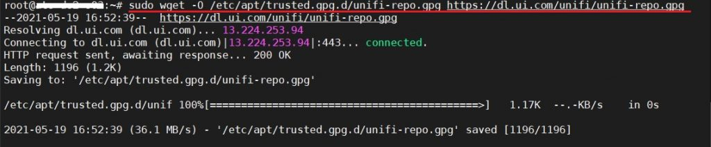 Hướng dẫn cài đặt Unifi Controller và Let's Encrypt SSL trên Ubuntu